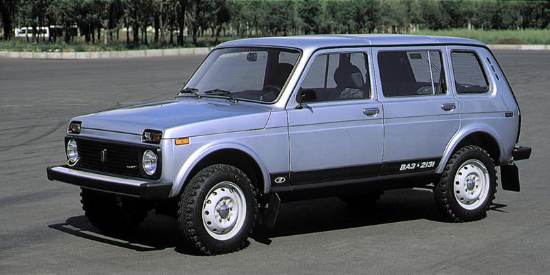 Lada (VAZ) 2329 (4x4) 1.7 i