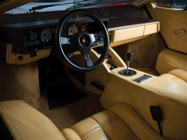 Lamborghini Countach LP 5000 S QV