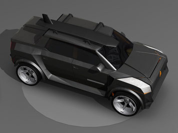 Lamborghini LM 7.3