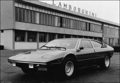 Lamborghini Urraco P200
