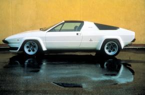 Lamborghini Urraco Silhouette