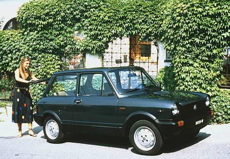 Lancia A 112 1.0