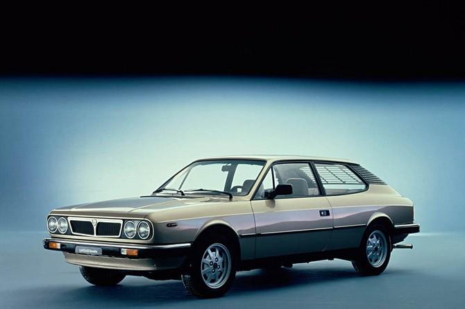 Lancia Beta HPE 2000ie