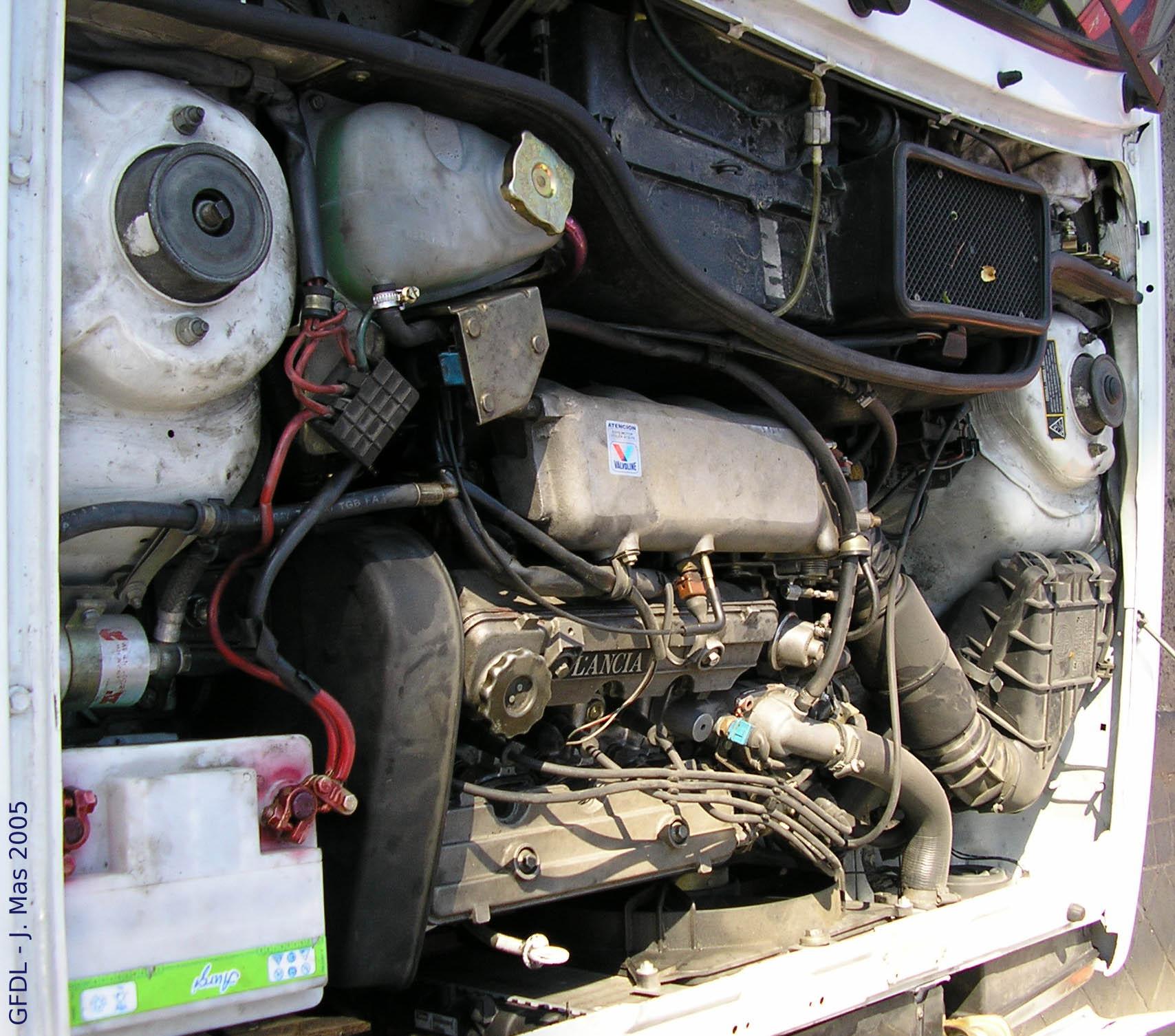 Lancia Delta 1.6 i.e.