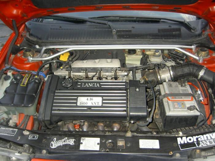 Lancia Delta HPE