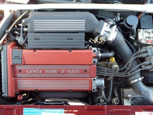 Lancia Delta Integrale Finale