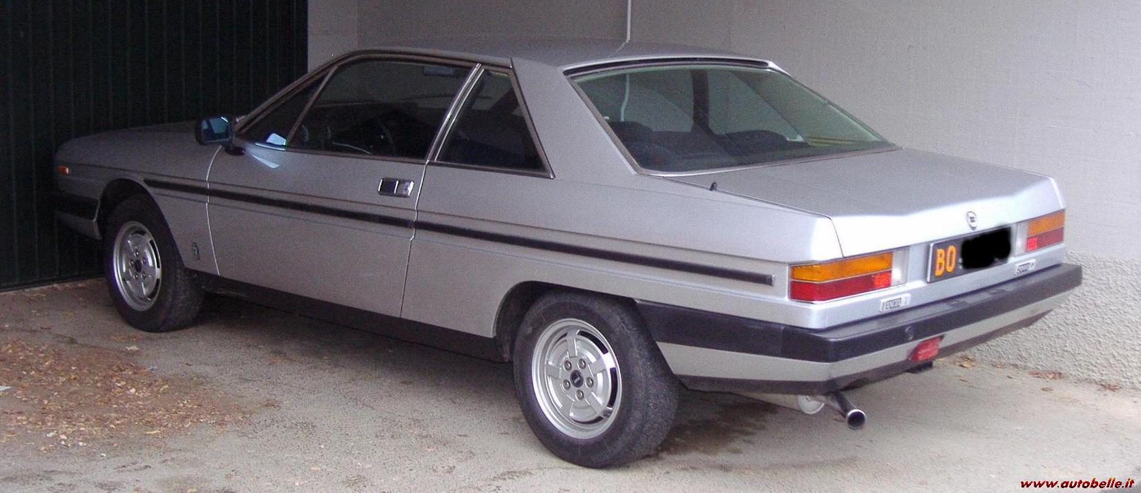 Lancia Gamma Coupe 2000
