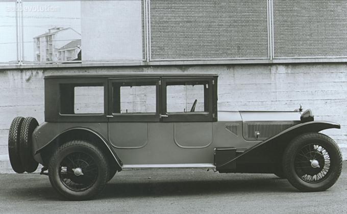 Lancia Lambda 2.1
