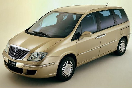 Lancia Phedra 2.0