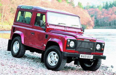 Land Rover Defender 2.5 TDi