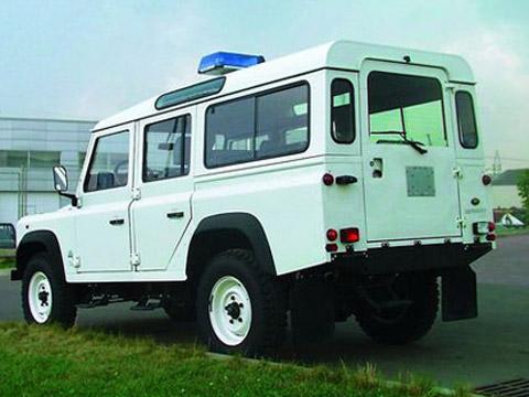 Land Rover Defender 3.5 V8