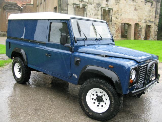 Land Rover Defender County 110 2.5 TD5