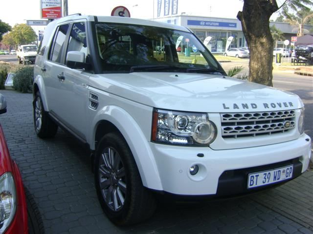 Land Rover Discovery 4 5.0 V8 HSE