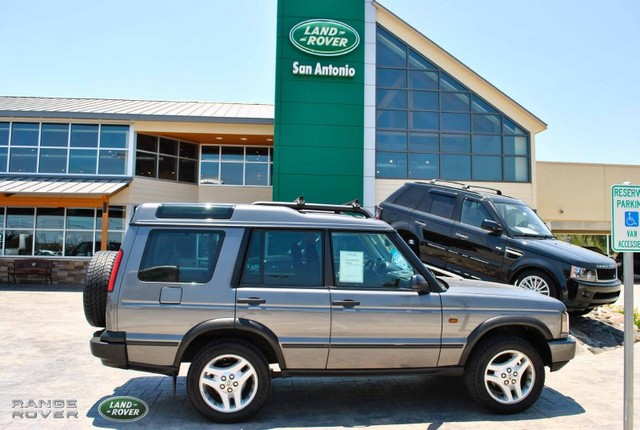 Land Rover Discovery Westminster