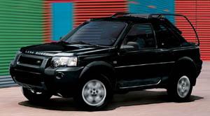 Land Rover Freelander SE3