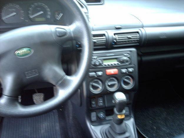 Land Rover Freelander TD4 S