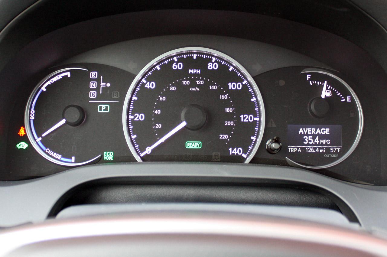 Lexus CT 200h Comfort