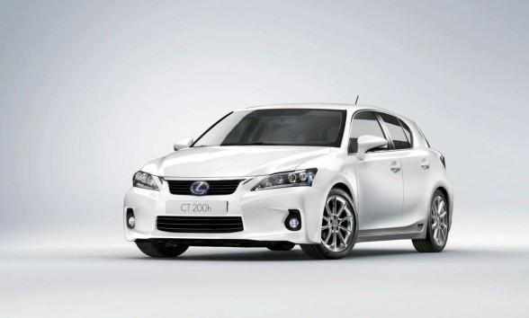 Lexus CT Hybrid 200h Premium