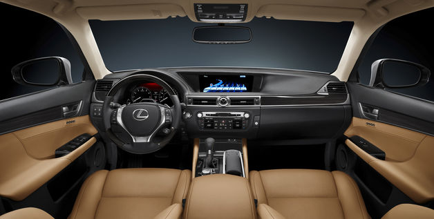 Lexus GS 350 AWD AT Luxury