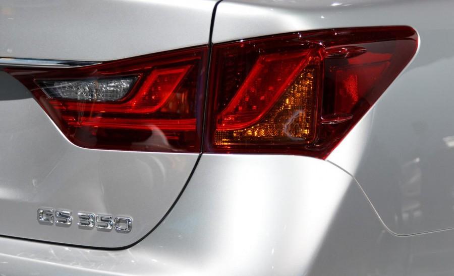 Lexus GS 350 Sedan