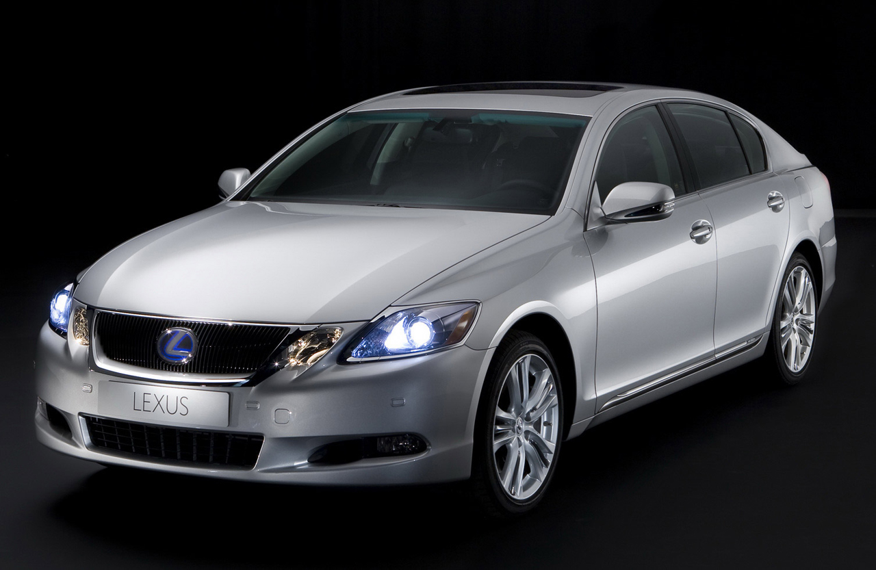 Lexus GS Hybrid 450h