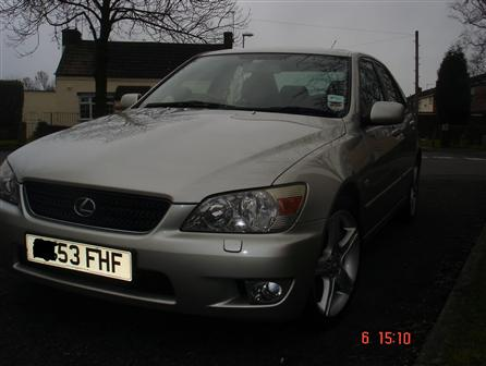 Lexus IS 200 Automatic