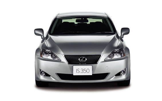Lexus IS 250 4WD