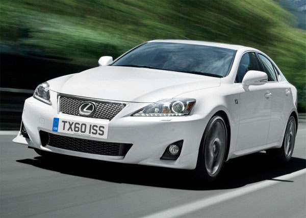 Lexus IS 250 AT Premium