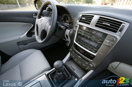 Lexus IS 250 AWD