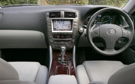 Lexus IS 250 SE
