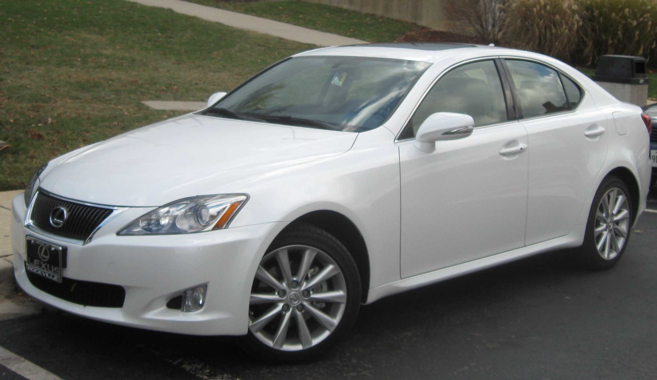 Lexus IS 250 SE AWD