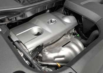 Lexus RX 270 Comfort