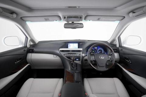 Lexus RX 350 4WD