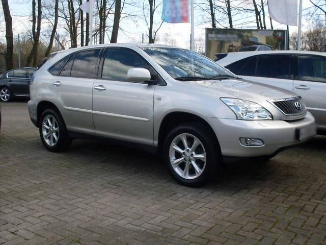 Lexus RX 350 Executive
