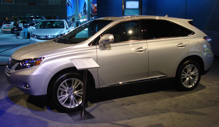 Lexus RX 450h Premium