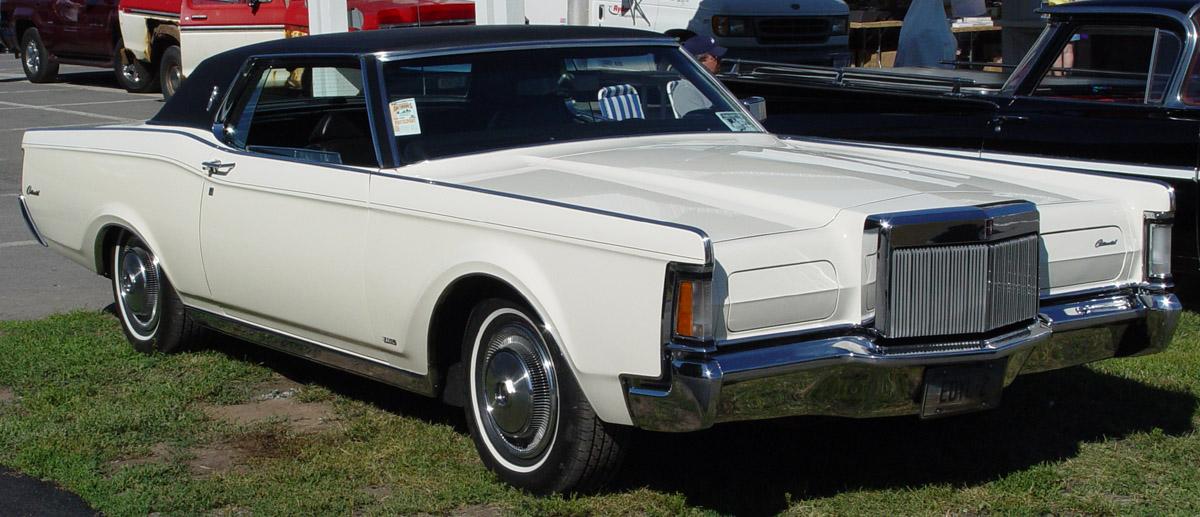 Lincoln Continental MK 3