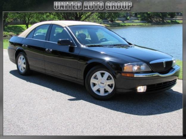 Lincoln LS 3.0 i V6 24V