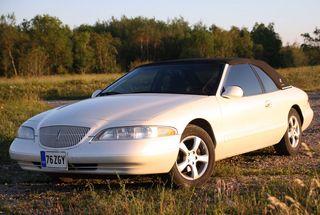 Lincoln Mark 4.6 i V8 32V LSC