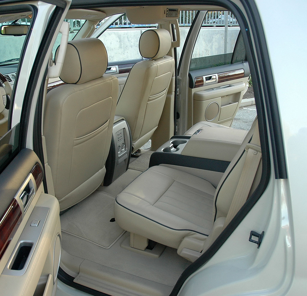 Lincoln Navigator 4x4 Luxury