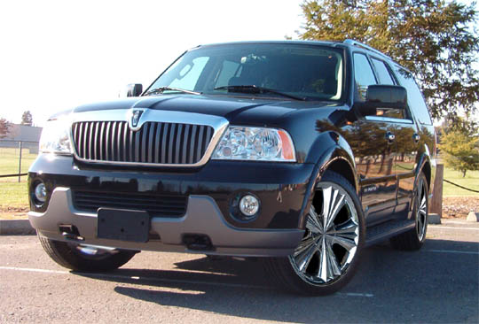Lincoln Navigator Luxury