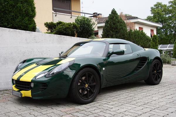 Lotus Elise 111 S