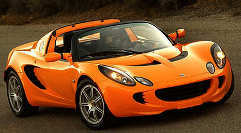 Lotus Elise Convertible