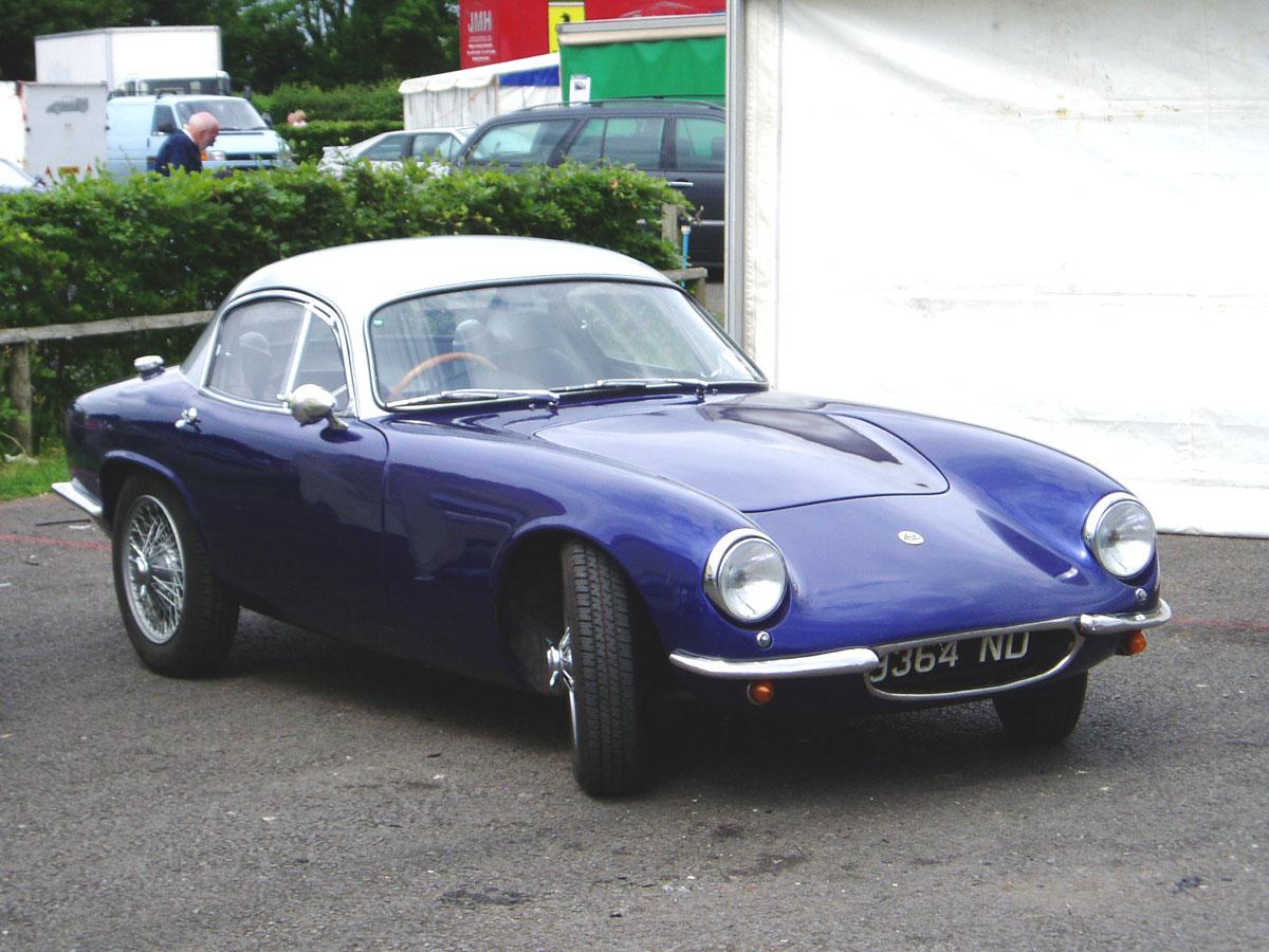 Lotus Elite S1