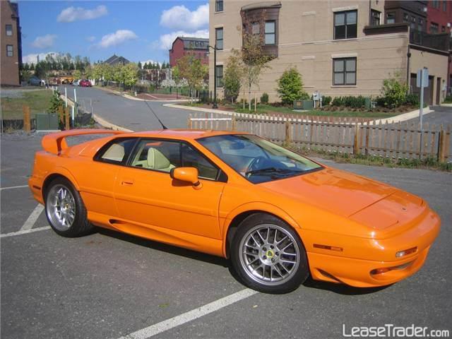 Lotus Esprit Coupe