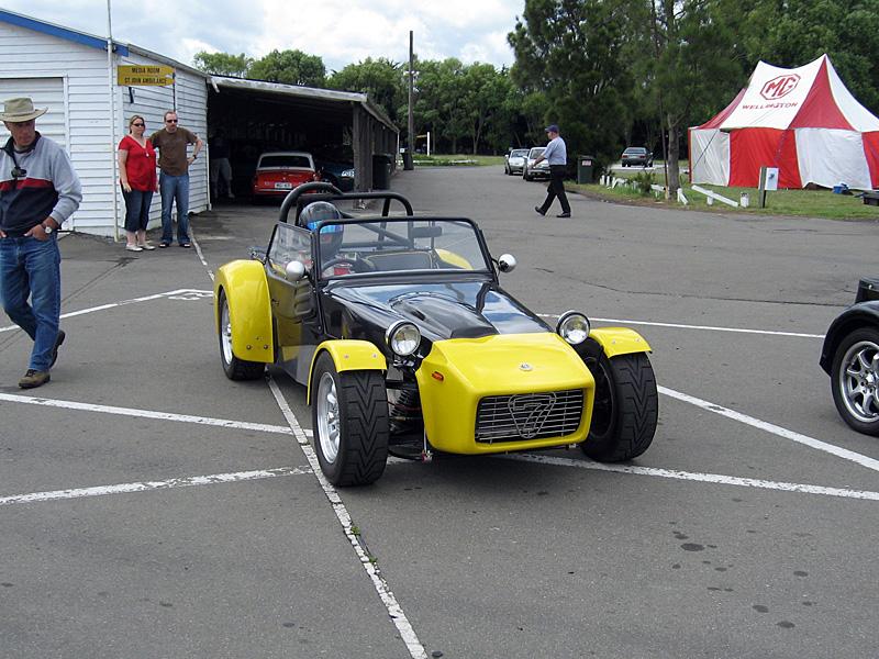 Lotus Seven S4