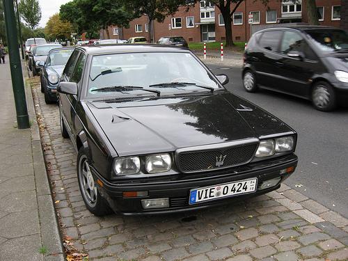 Maserati 420