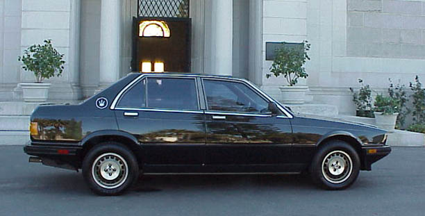 Maserati Biturbo 425