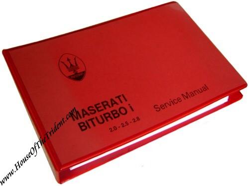 Maserati Biturbo Si 2.0