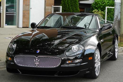 Maserati Gran Sport Coupe