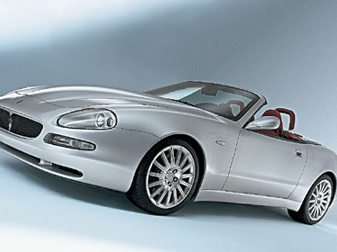 Maserati Spyder 4.2 i V8 32V